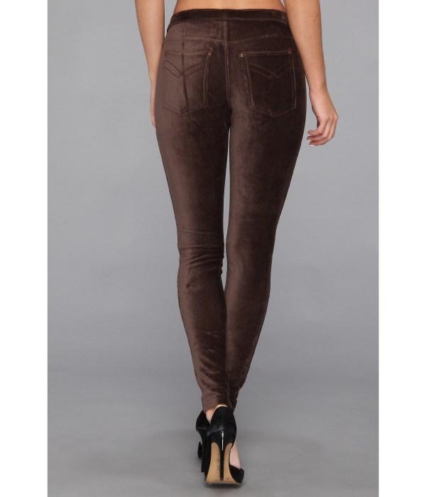 Lyst - Hue Corduroy Legging In Brown