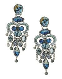 Ayala bar Earrings in Metallic | Lyst