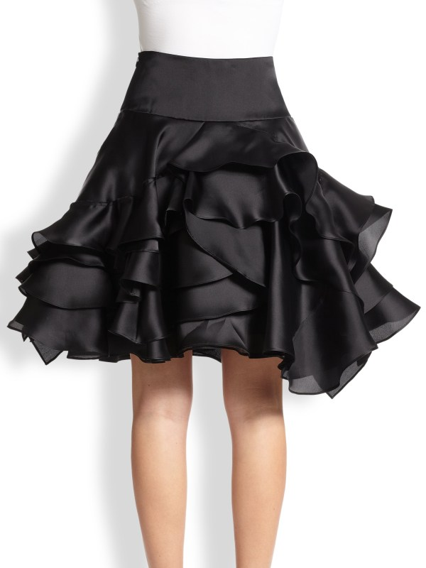 7d3acce7d0cbb8 20+ Satin Skirts Pictures and Ideas on STEM Education Caucus