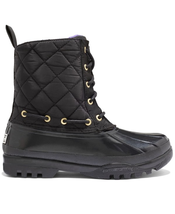 Sperry Top-sider Women' Gosling Quilted Rain Boots In
