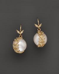 Pearl Earrings Gold | www.imgkid.com - The Image Kid Has It!