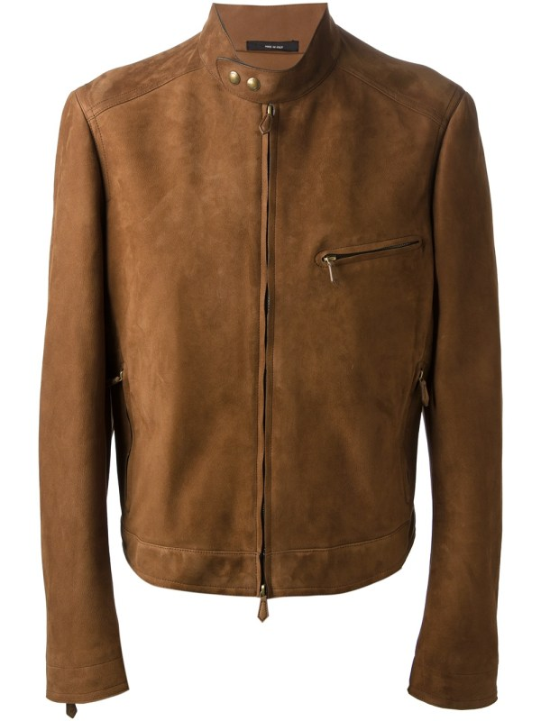 Tom Ford Leather Jacket Men