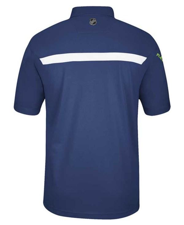 Reebok Men' Short-sleeve Tampa Bay Lightning Play Dry