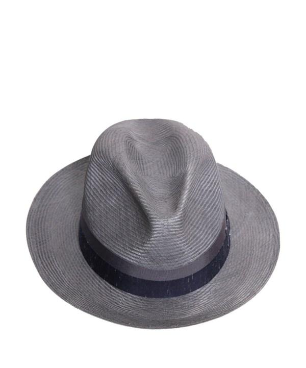 Lyst - Superduper Hats Straw Duke Hat In Gray Men