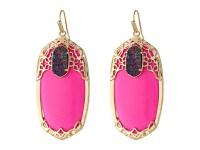Lyst - Kendra Scott Deva Earring in Pink