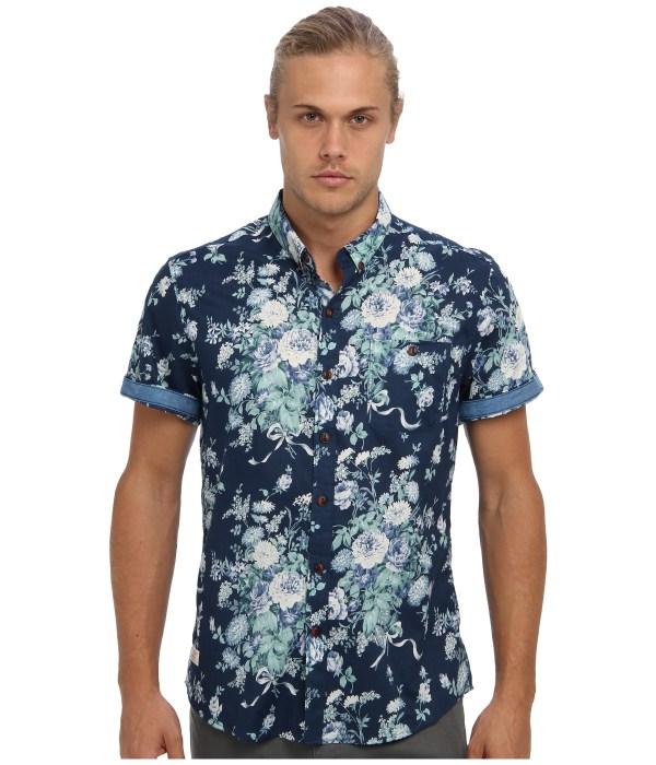 Lyst - 7 Diamonds Beautiful War Shirt In Blue Men
