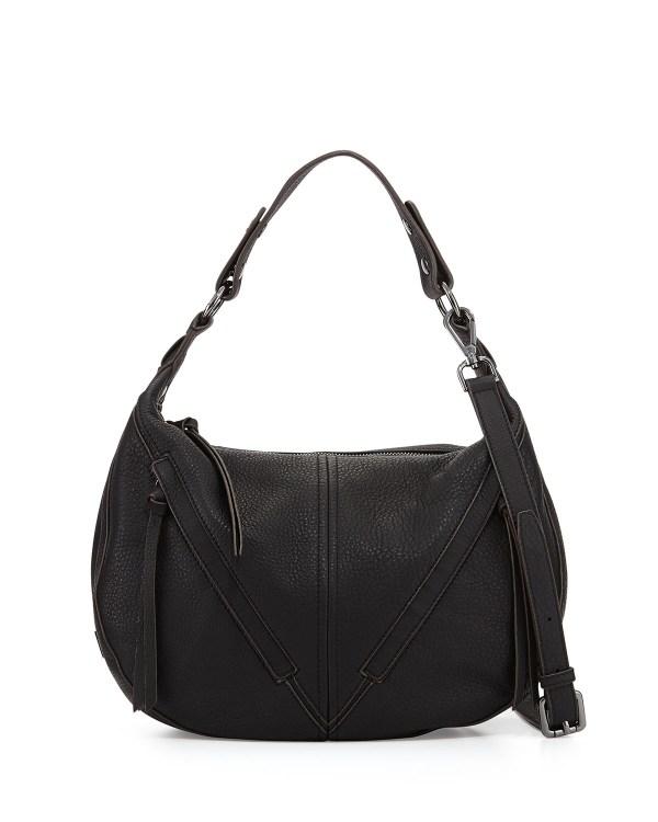 Kooba Pamela Hobo Bag In Black Lyst