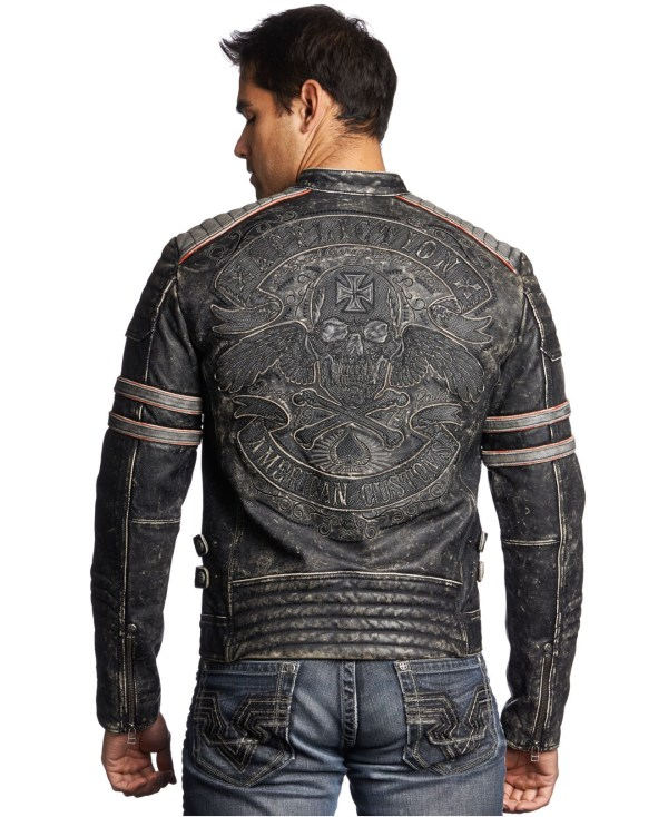 36bdd9042 20+ Affliction Jackets For Men Pictures and Ideas on STEM Education ...
