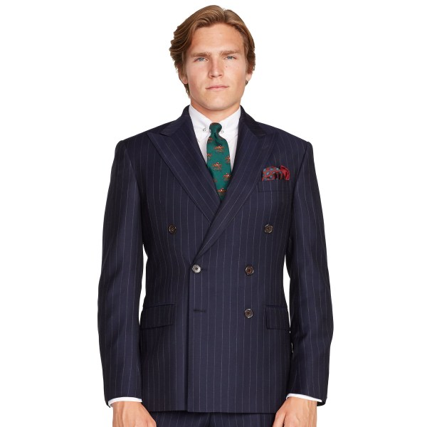 Polo Ralph Lauren Double Breasted Suit