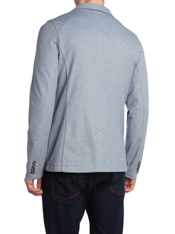 Lyst - Original Penguin Knitted Blazer In Blue Men