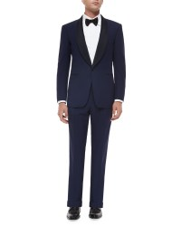 Lyst - Ralph Lauren Collection Anthony Shawl-collar Wool ...