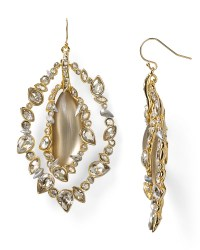 Lyst - Alexis Bittar Lucite Jagged Edge Crystal Framed ...