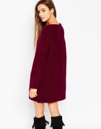 Oversized Chunky Sweater Dress - Baggage Clothing