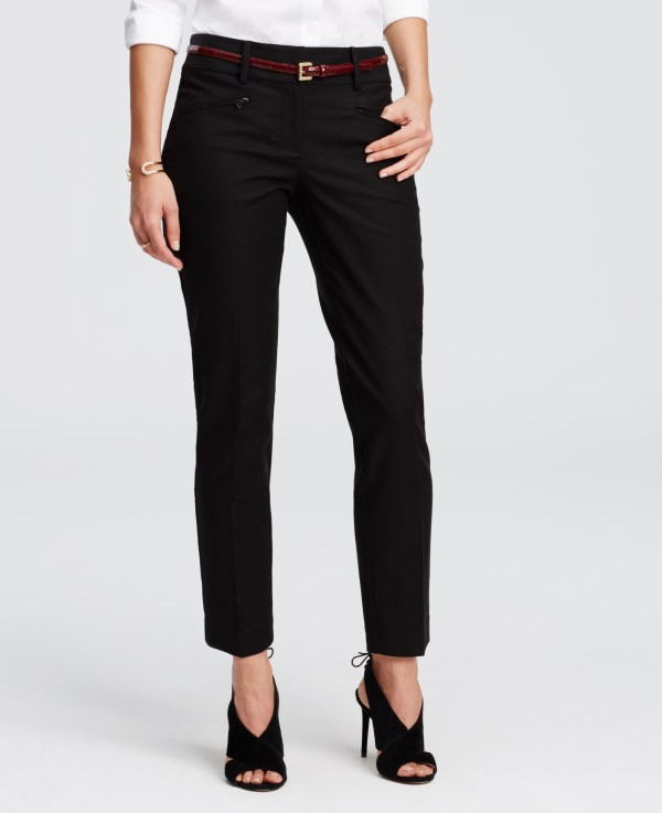 Ann Taylor Ankle Pants