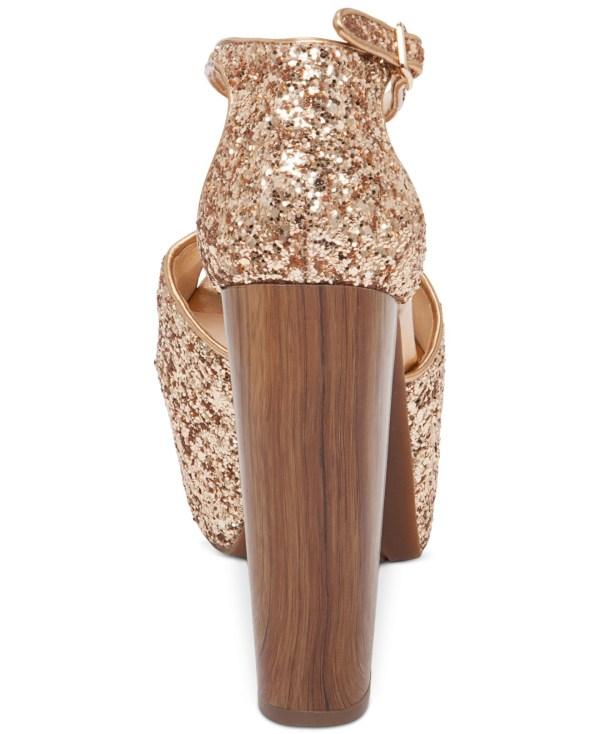 Lyst - Jessica Simpson Dany T-strap Platform Dress Sandals