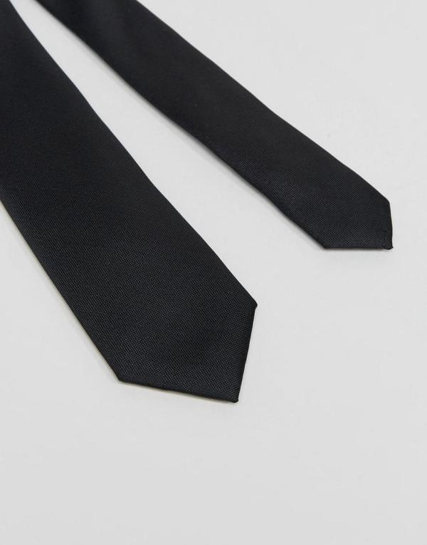 Lyst - Noose And Monkey Tie With Chain In Black Men