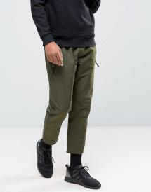 Chicago Pack Taped Wind Jogger In Green BR5085