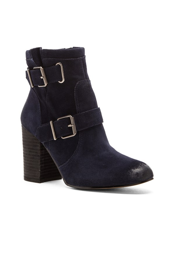 Lyst - Vince Camuto Simlee Suede Boots In Black