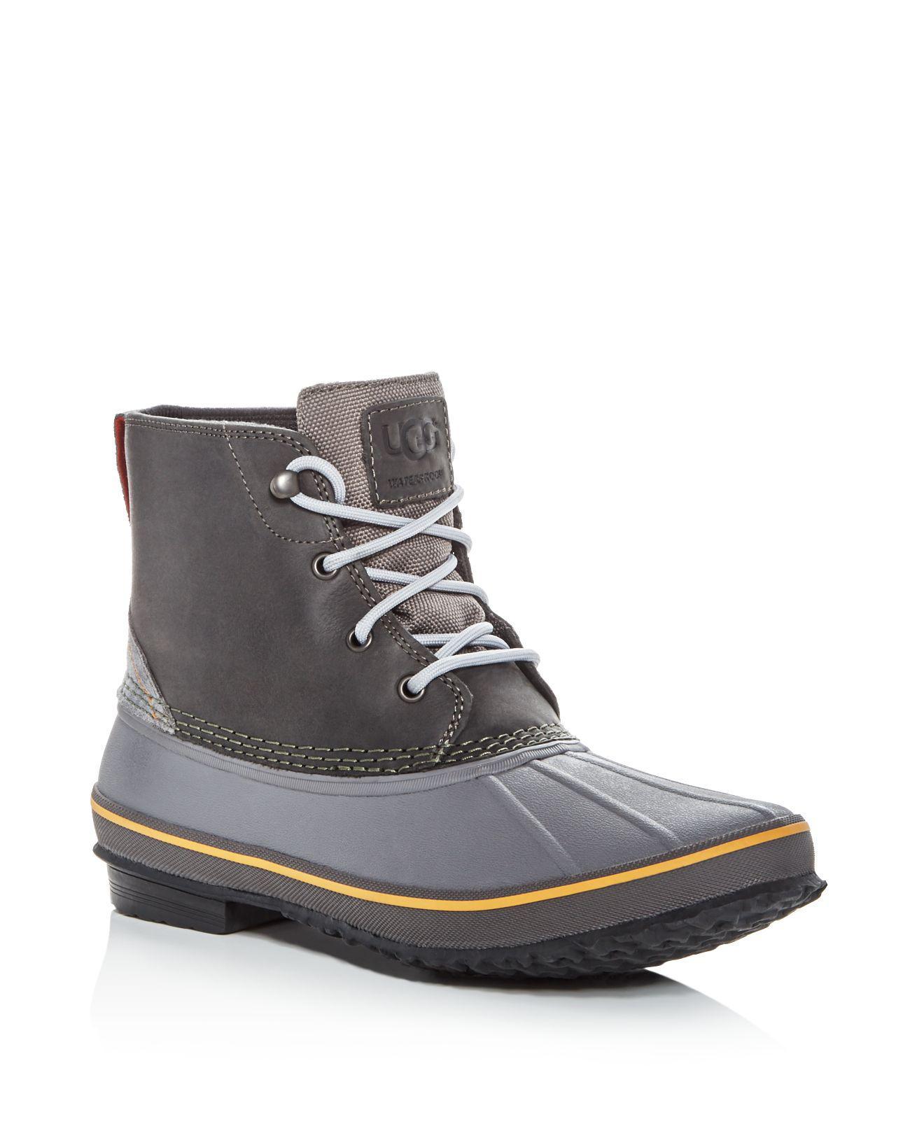 5ad2a8207ef Ugg Man Boots - Usefulresults