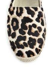 lyst - michael kors leopard-print