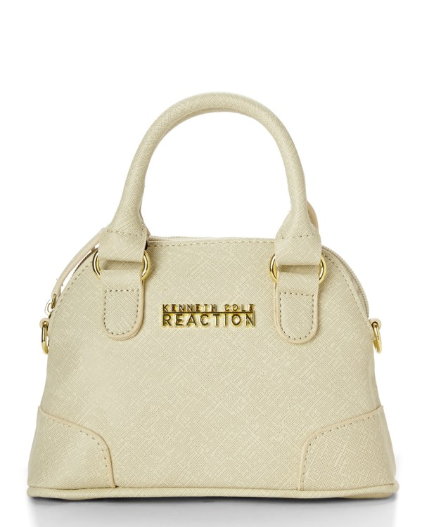Lyst - Kenneth Cole Reaction Cream Baby Dome Mini Bag In