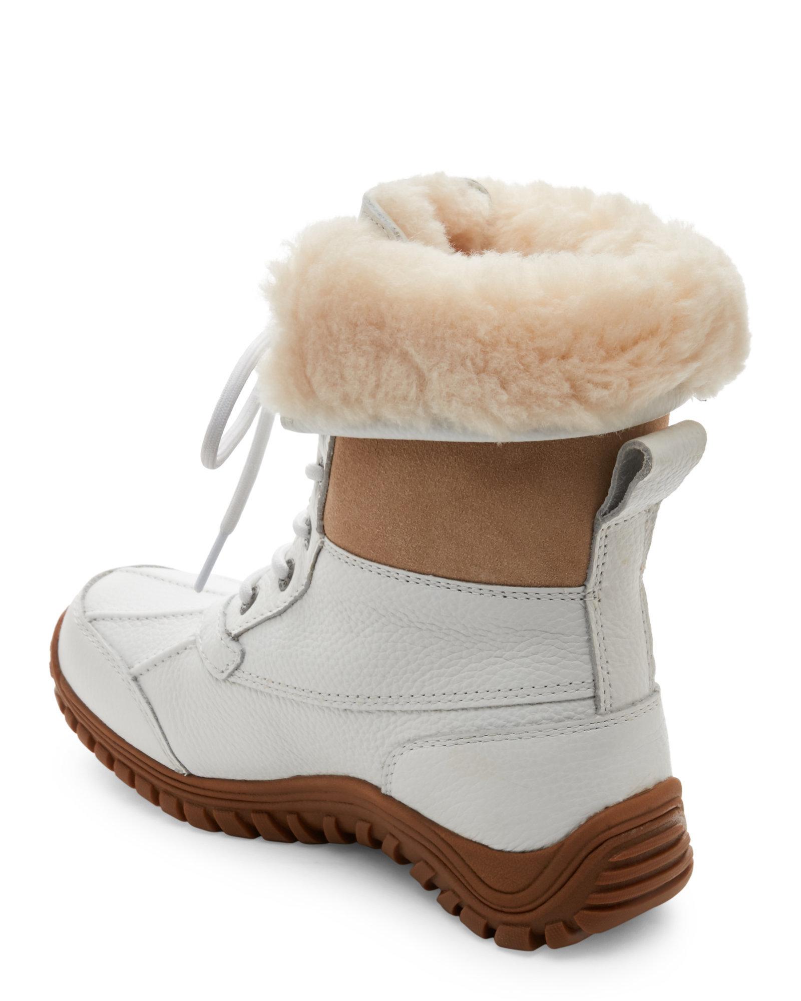 4129337e467 Ugg Boots White - Yamsixteen