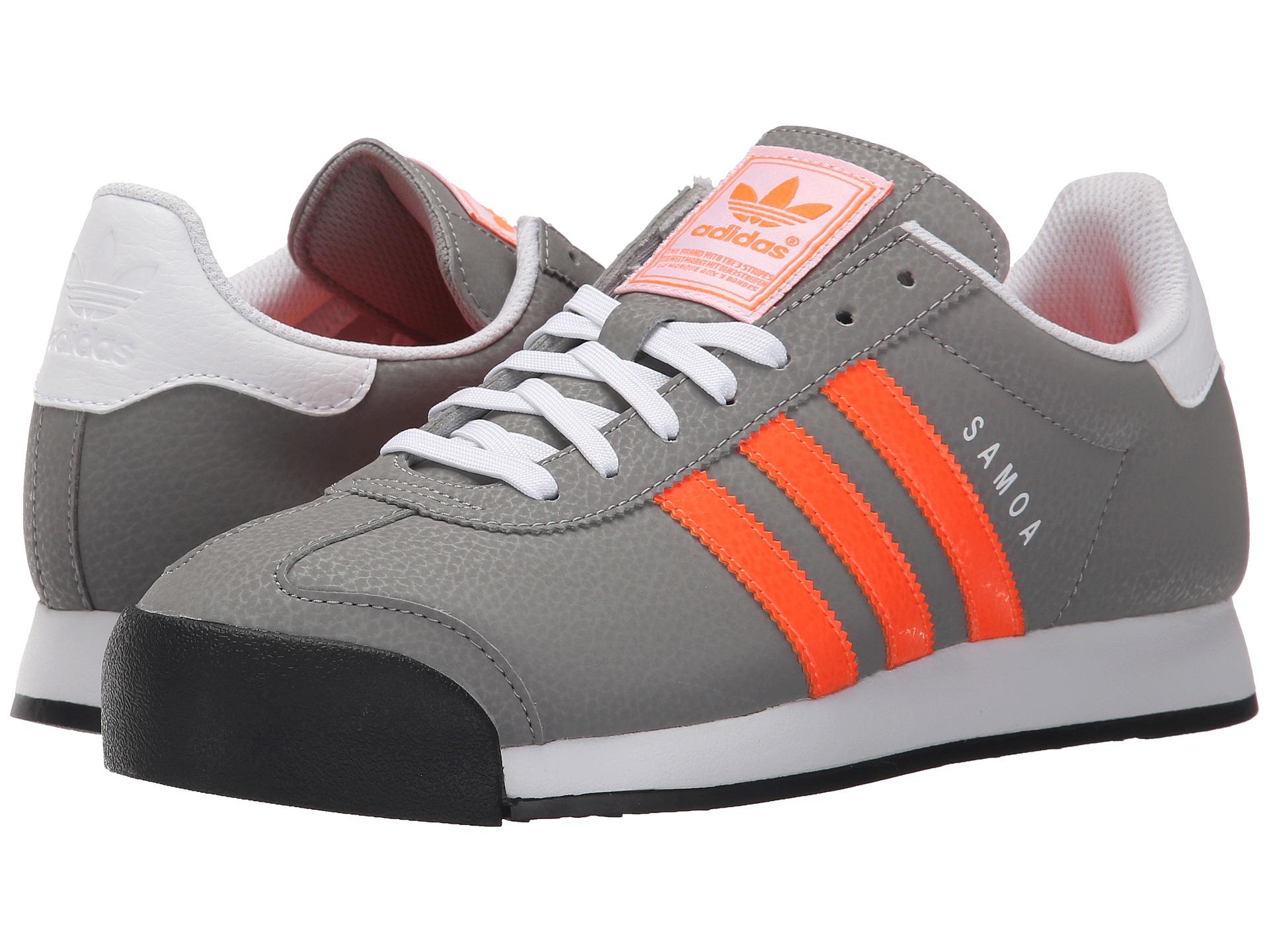 Lyst - Adidas Originals Samoa in Orange for Men