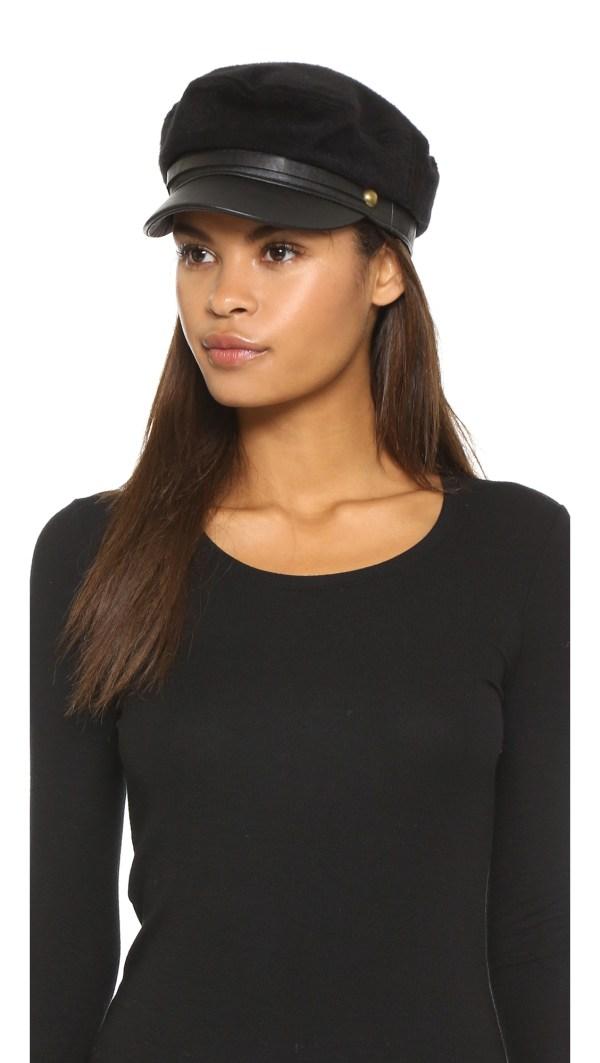 Lyst - Eugenia Kim Genie Jessa Hat In Black