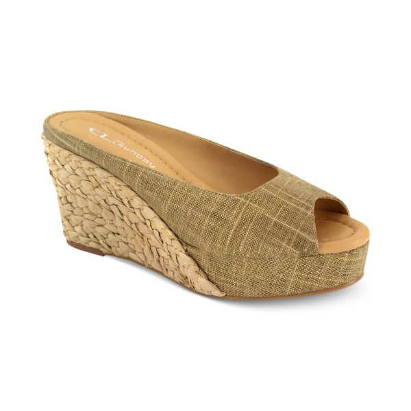 Chinese Laundry Cl Daysie Wedge Sandals In