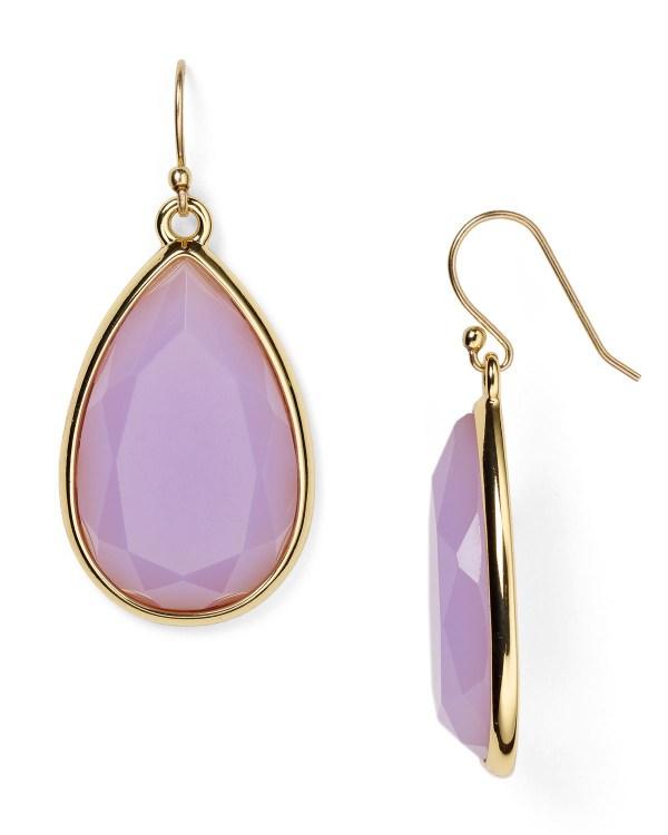 Lyst - Kate Spade York Day Tripper Earrings In Purple