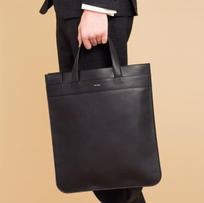 Image result for Mens Leather Tote Bag