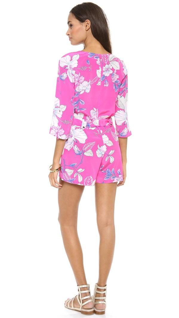 fcd97ee6fdb Japanese Pink Romper Dress · Japanese Pink Romper Dress · Lyst - Yumi Kim  Liz ...