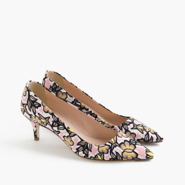 f22ffe7e40ff 20+ Floral Kitten Heels Pictures and Ideas on Meta Networks