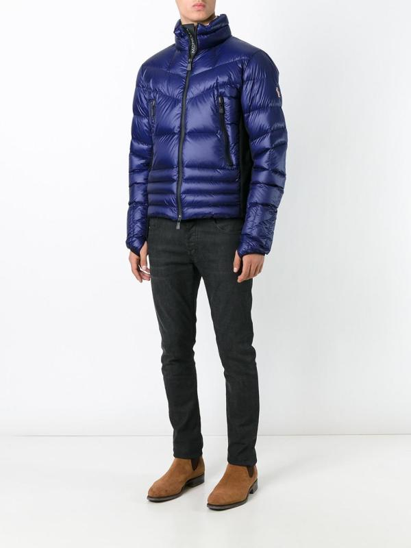 Lyst - Moncler Grenoble 'canmore' Padded Jacket In Blue