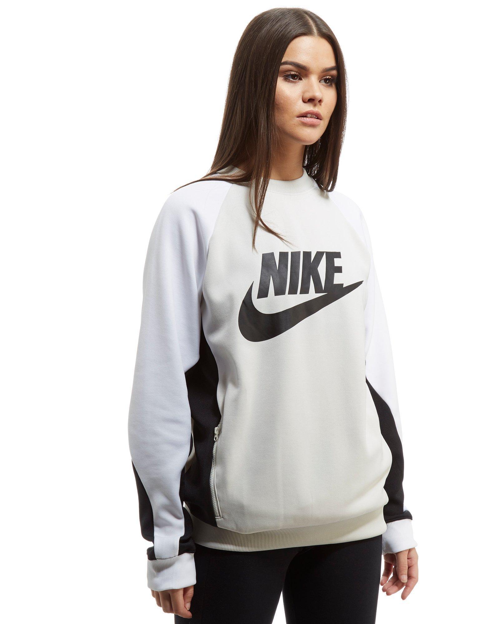 best loved 85883 ffa9d nike air overhead hoodie mens