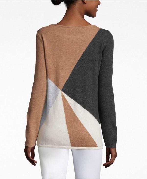 Macy's Charter Club Petite Cashmere Sweaters