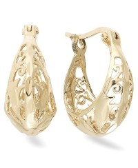 Lyst - Giani bernini 18k Gold Over Sterling Silver ...