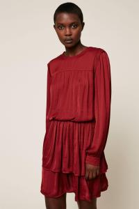Maison Scotch Mid-length Dresse in Red - Lyst
