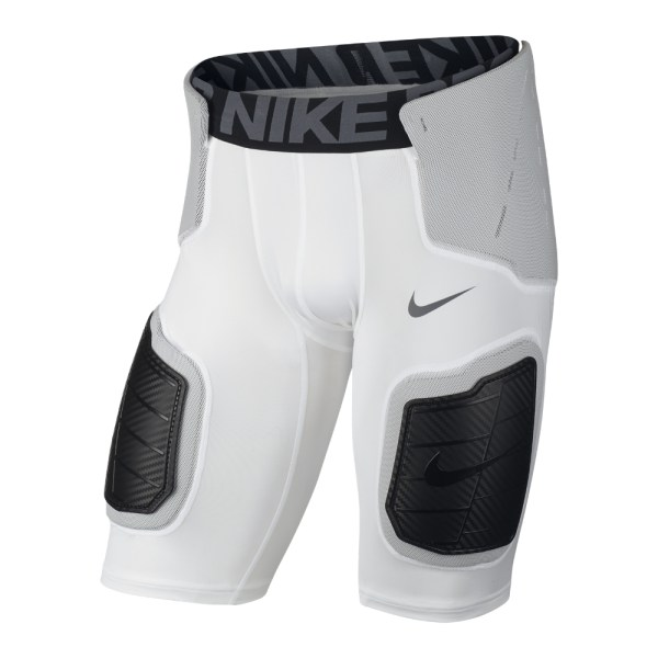 Nike Pro Hyperstrong Core Men' Football Shorts In Gray