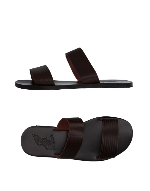 Lyst - Ancient Greek Sandals In Brown Men