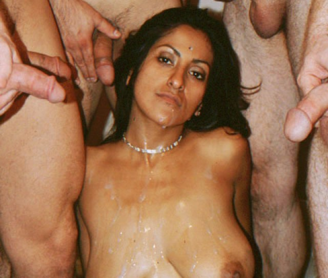 Busty Indian Teen On Sofa In Orgy Gives Xxx Dessert Picture
