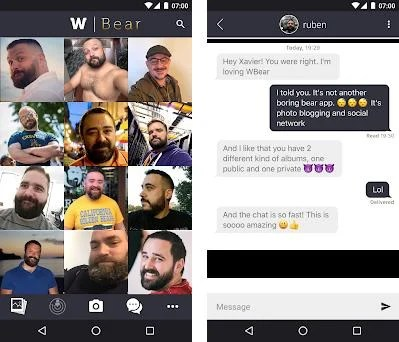 Gay bear dating app