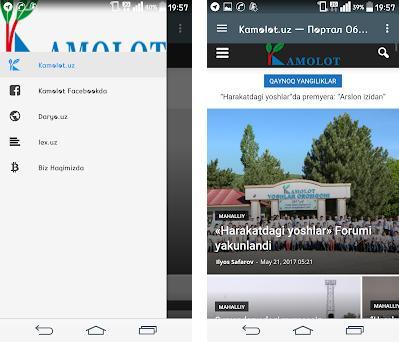 Kamolot uz app 1 0 apk download for Android • com kamolot