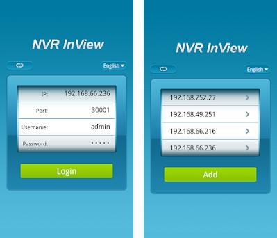 NVR InView on Windows PC Download Free - 1 0 1 - sunell client system