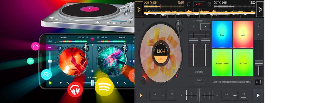 dj music mp3 - virtual dj songs , sound mixer 1 2 apk download for