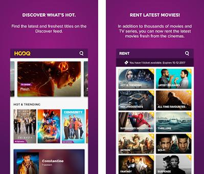 HOOQ: Watch Movies, TV Shows, Live Channels & News 3 10 0