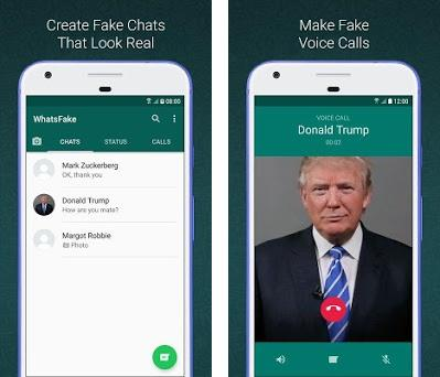 WhatsFake - (Create fake chats) 1 2 6 apk download for