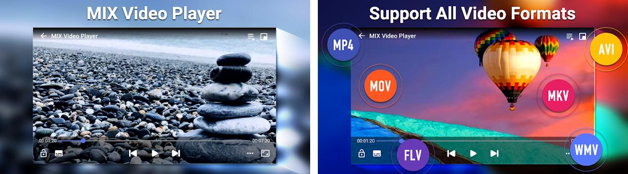 MIX Video Player-Play All Video, Audio Formats 1 0 5 apk download
