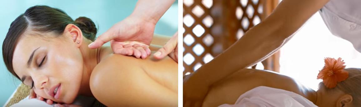 Video Full Body Massage Preview Screenshot