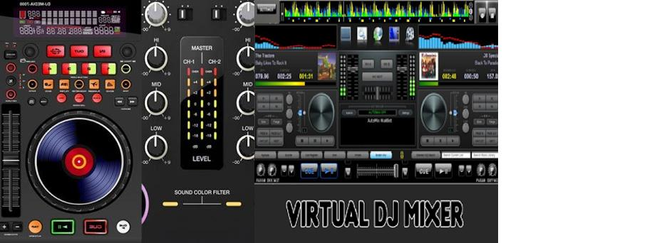Virtual DJ Mixer 3 1 apk download for Android • com virtualdj music